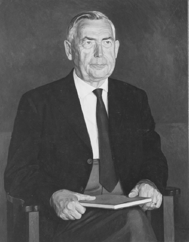 Erik Jorpes (1894-1973), professor, biochemist, married to Ida Ståhl