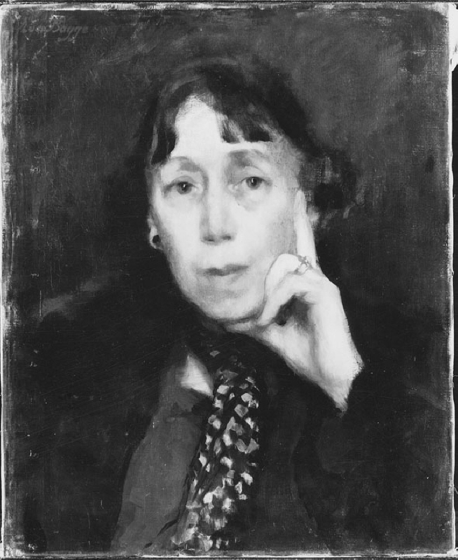 Esther Kjerner (1873-1952), artist