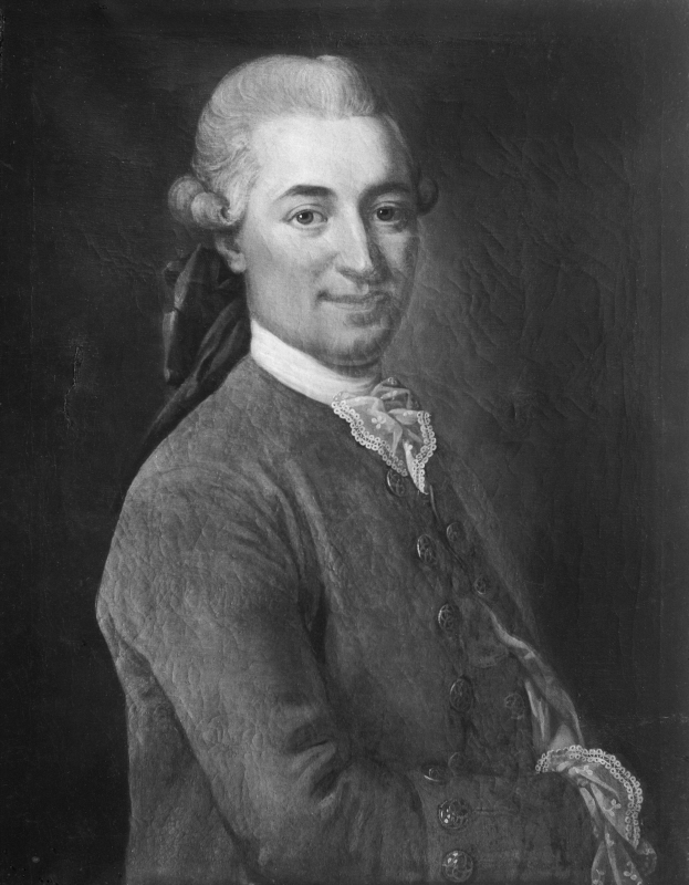 Jonas Åberg (born c. 1740), economics chief, married to Fredrika Maria Svan