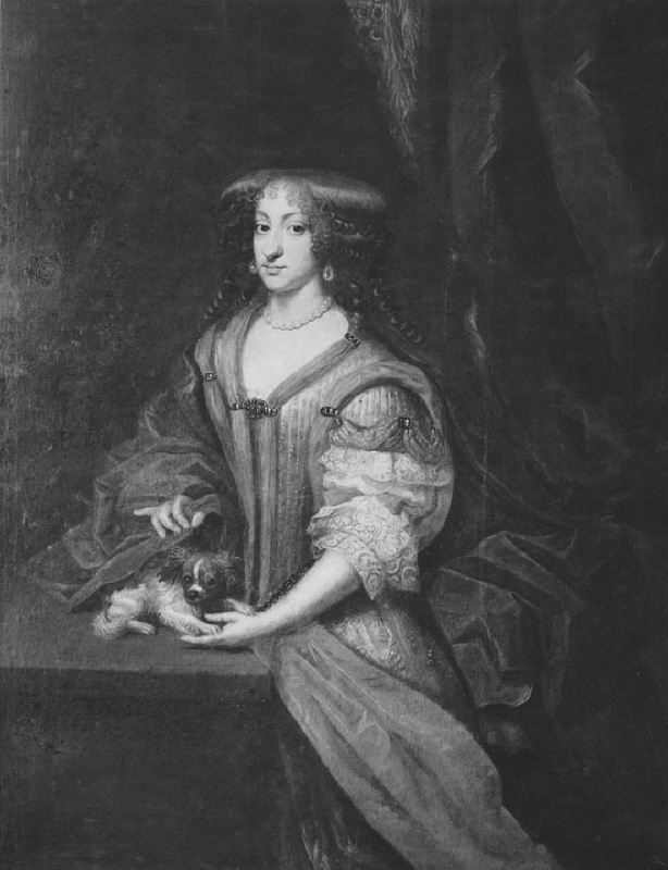 Ulrika Eleonora the Elder, 1656-1693, Princess of Denmark, Queen of Sweden