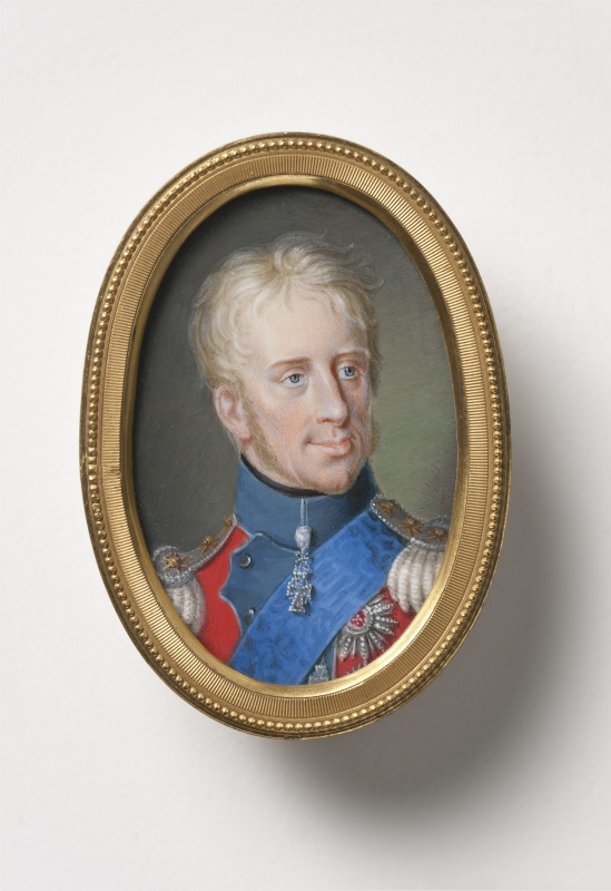 King Frederik VI of Denmark