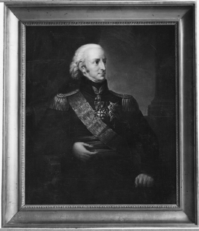 Karl XIII (1748-1818), king of Sweden and Norway, married to Hedvig Elisabet Charlotta of Holstein-Gottorp