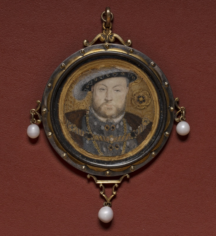 Henry VIII (1491-1547), King of England