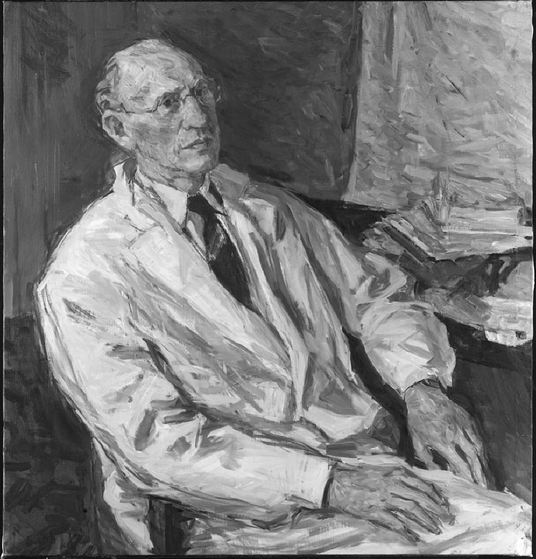 Clarence Crafoord (1899-1984), professor, chief physician, married to Karin Enblom