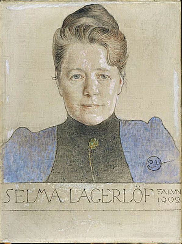 The Author Selma Lagerlöf