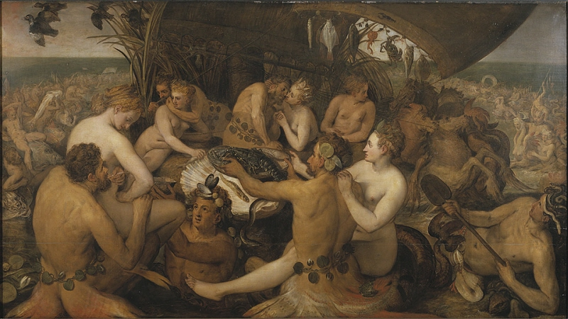 The Feast of the Sea Gods