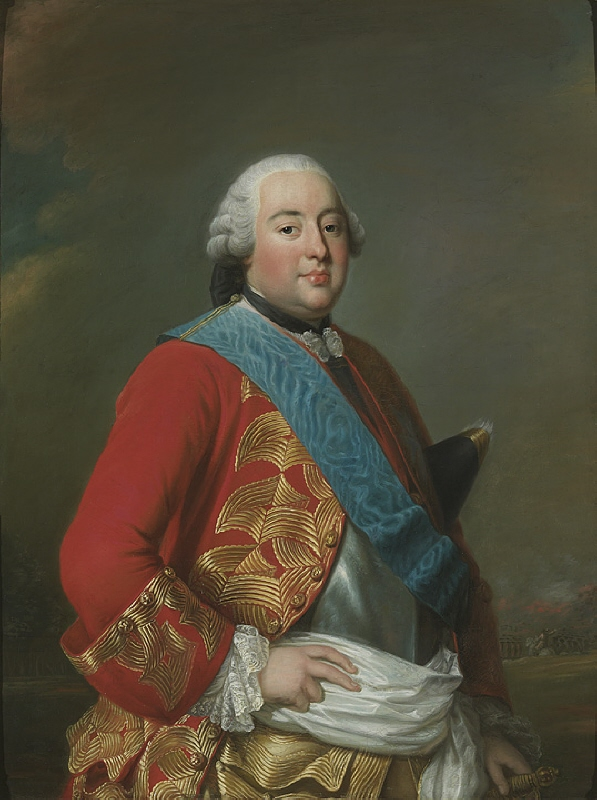 The Duke of Chartres, later Duke of Orléans