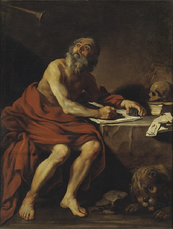 The Vision of St Jerome