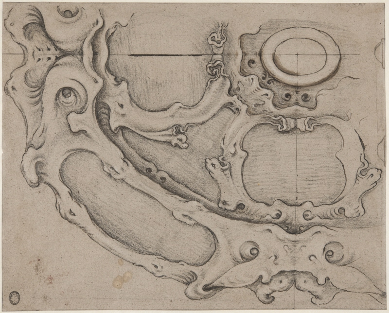 Design for a Large Plate