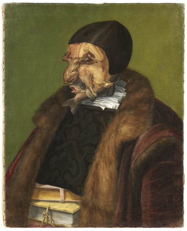 Possibly Ulrich Zasius (1461-1536), humanist, lawyer, the painting is usually referred to as the jurist