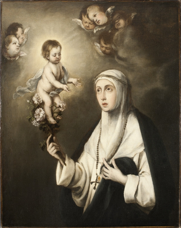 St Rosa of Lima