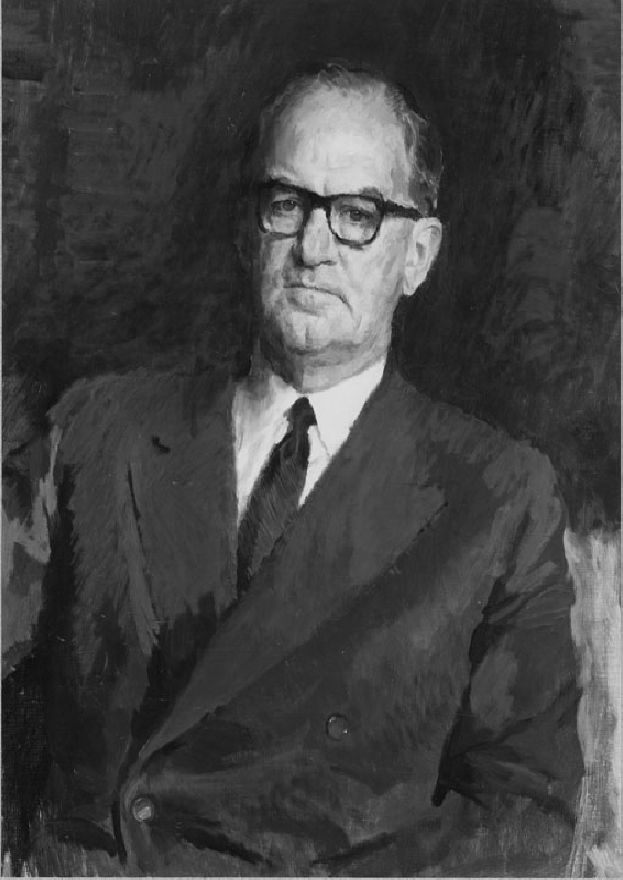 Axel Enström (1893-1977), vice-consul, director, married to Margit Wahlberg