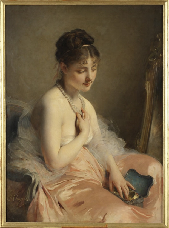 The Pearl-necklace