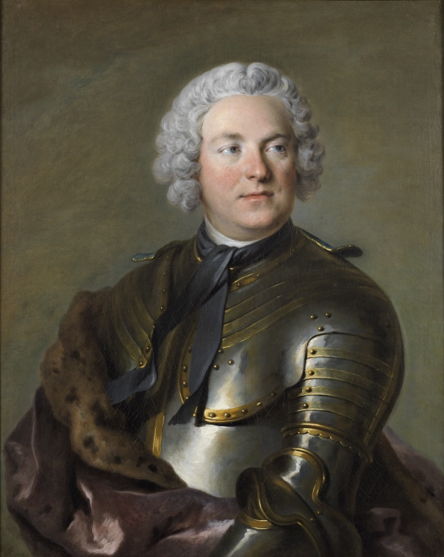 Carl Gustaf Tessin, Count and Statesman