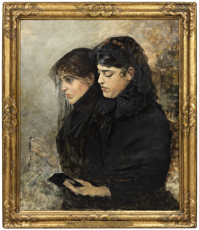Portrait of the Artist's Wife and Sister-in-Law