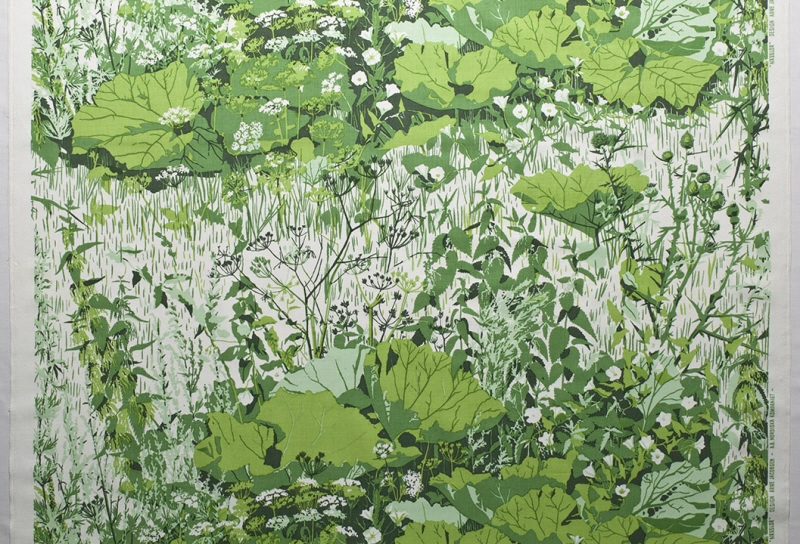 "Furnishing fabric ""Nettles"""