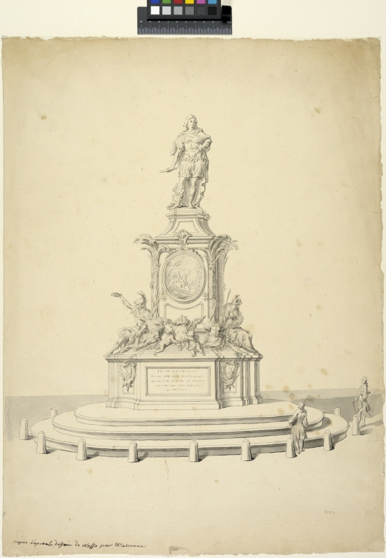 Monument of Louis XIV