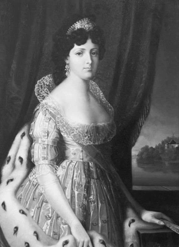 Fredrika Dorotea Vilhelmina (1781-1826), princess of Baden, queen of Sweden, married to Gustav IV Adolf of Sweden