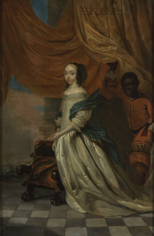 Hedvig Eleonora (1636-1715) Queen of Sweden