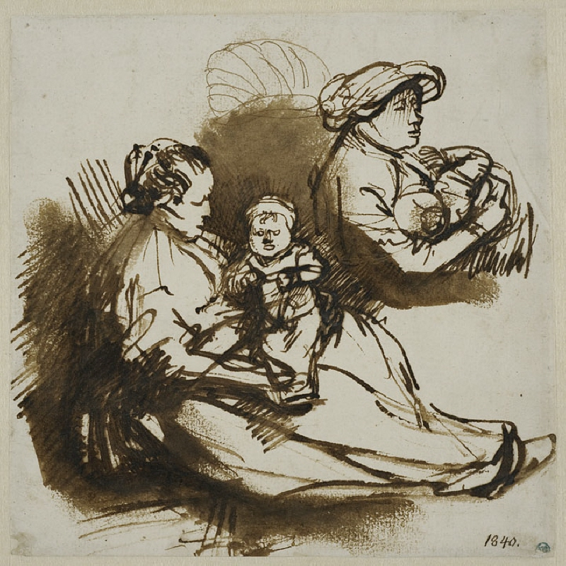 Two Studies of Women with Children
